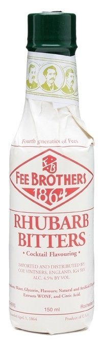 Fee Brothers Rhubarb Bitter 4,5% 15 Cl.