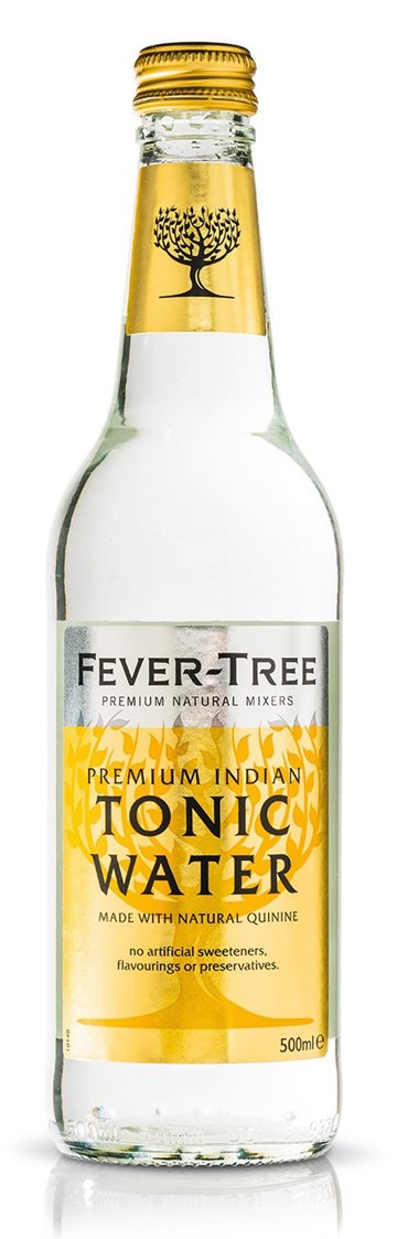 Fever Tree Indian Tonic 8x50 cl. (flaske)