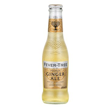 Fever Tree Ginger Ale 20 cl
