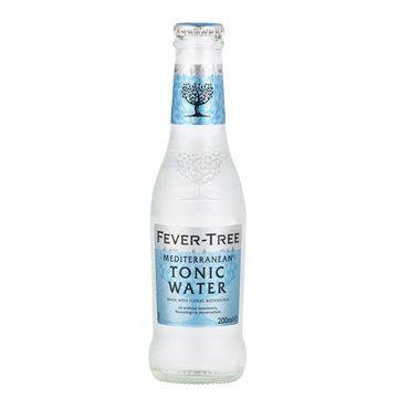 Fever Tree Mediterranean Tonic 20 cl