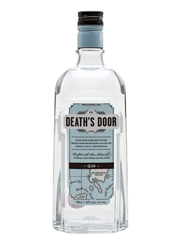 Deaths Door Gin 47% 70 cl.