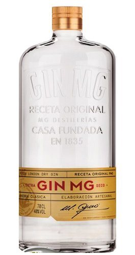 Gin MG New Edt. 40% 70 cl.