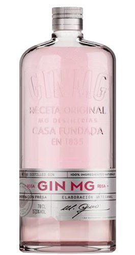 Gin MG Rosa New Edt. 37,5% 70 cl.
