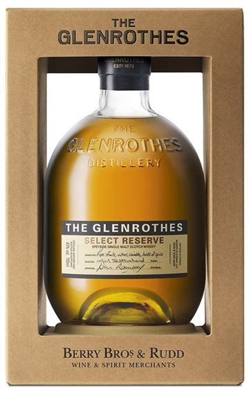 Glenrothes Select Reserve Whisky 43% 70 cl.