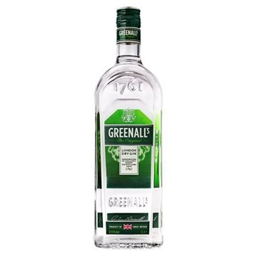 Greenall's London Dry Gin 40% 70 cl.