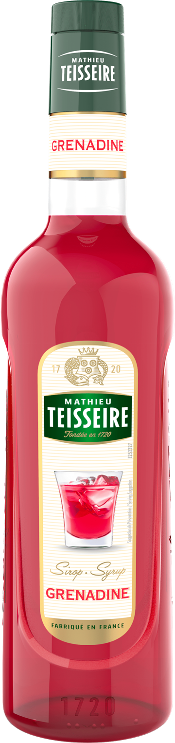 Mathieu Teisseire Grenadine Sirup 70 cl.