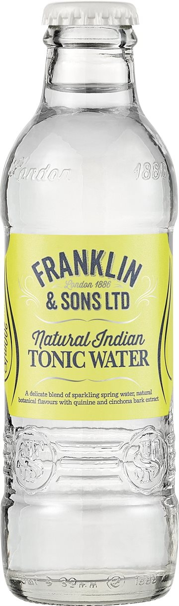 Franklin & Sons Tonic Water 20 cl