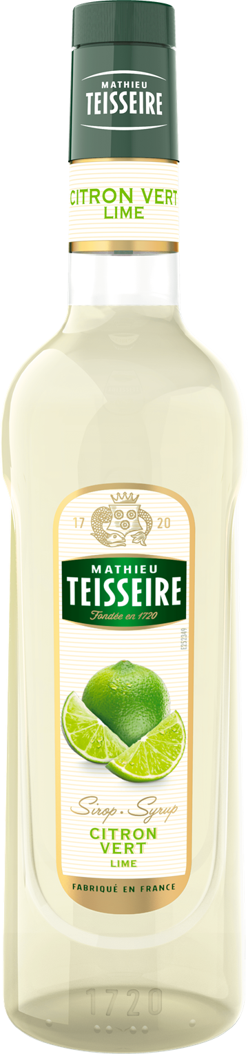 Mathieu Teisseire Lime Sirup 70 cl.