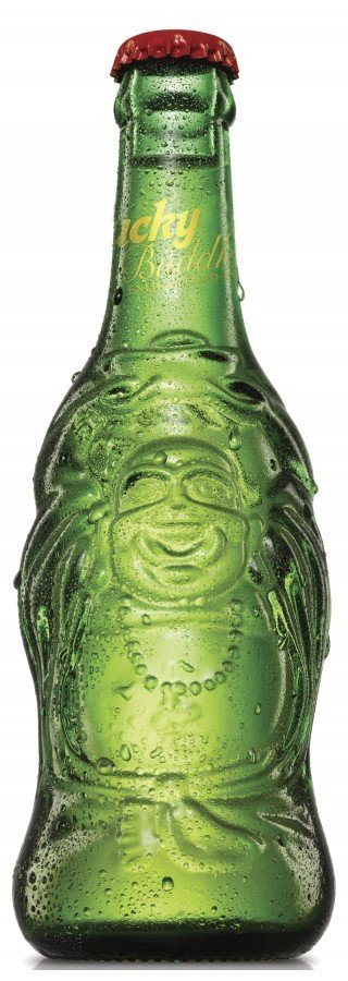 Lucky Buddha Beer Kinesisk Lager 4,7 33 cl