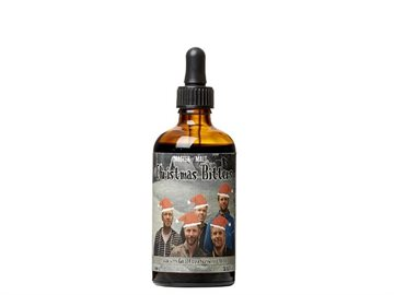 Master Of Malt Christmas Bitter 58,8% 10 cl.