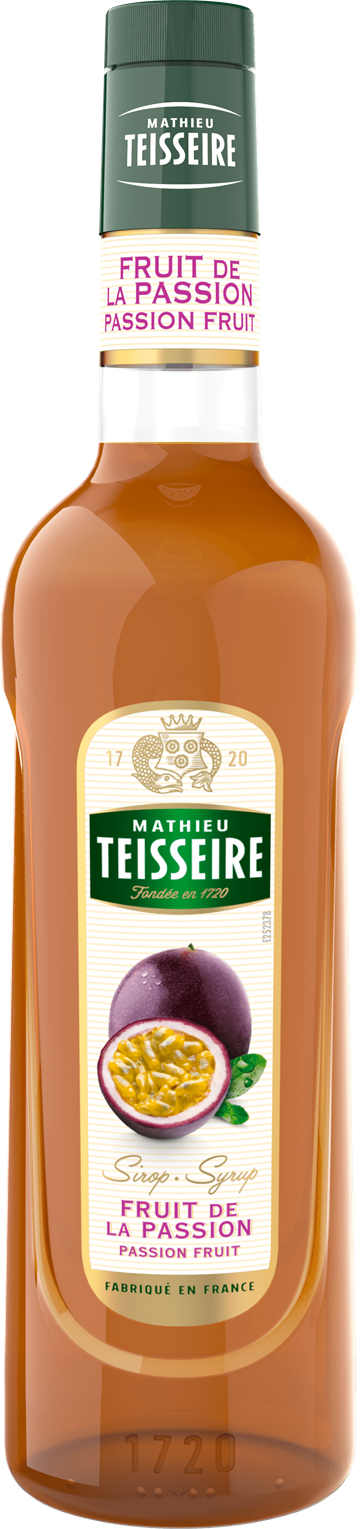 Mathieu Teisseire Passion Sirup 70 cl.