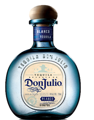 Don Julio Blanco Tequila 38% 70 cl.