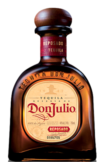 Don Julio Reposado Tequila 38% 70 cl.