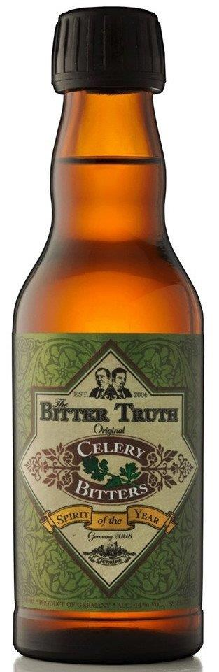 Bitter Truth Celery Bitter 44% 20 cl.