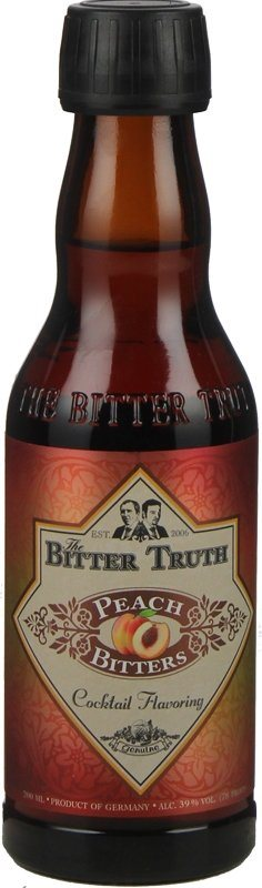 Bitter Truth Peach Bitter 39% 20 cl.