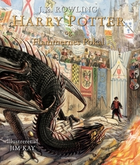 Harry Potter Illustreret 4 - Harry Potter og Flammernes Pokal af J. K. Rowling