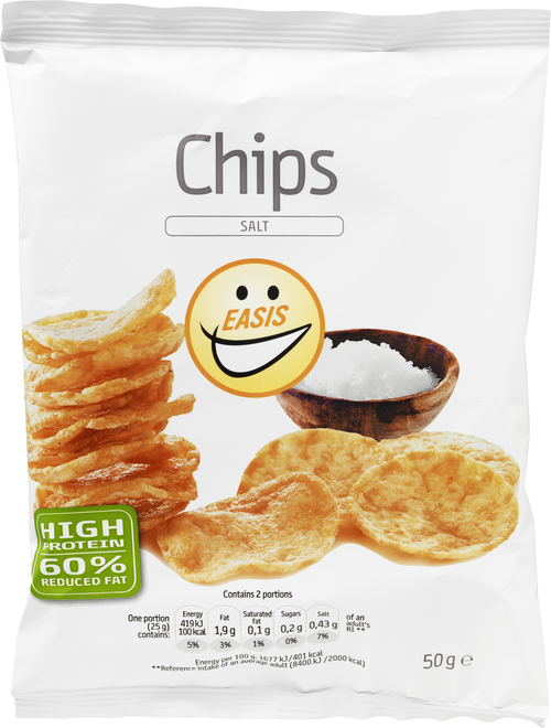 EASIS Chips Salt 50 g
