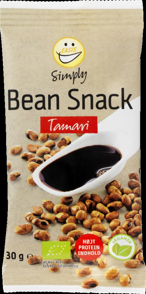 EASIS Simply Bean Snack Tamari 30 g