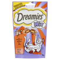 DREAMIES Mix Kylling & And 60 g