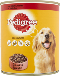 PEDIGREE Beef Can 800 g