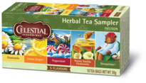 Celestial Herbal Tea Sampler 18 stk