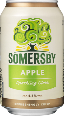 Somersby Apple 0,33 l