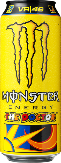 Monster The Doctor 0,5 l