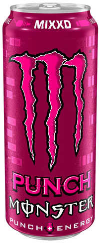 Monster Punch MIXXD 0,5 l