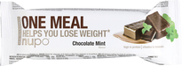 Nupo One Meal Bar - Chocolate Mint 60 g