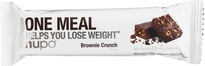 Nupo One Meal Bar - Brownie Crunch 60 g