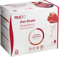 Nupo Diet Value Pack - Strawberry 1,344 kg