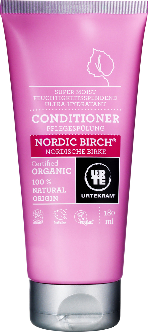 URTEKRAM Nordic Birch Conditioner 0,18 l