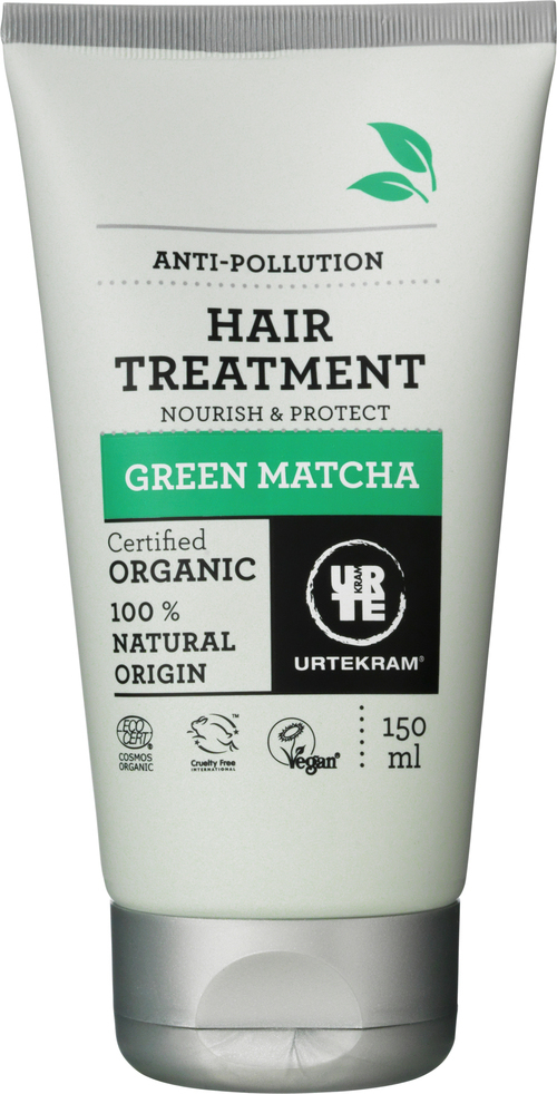 URTEKRAM Green Matcha Hair treatment 0,15 l
