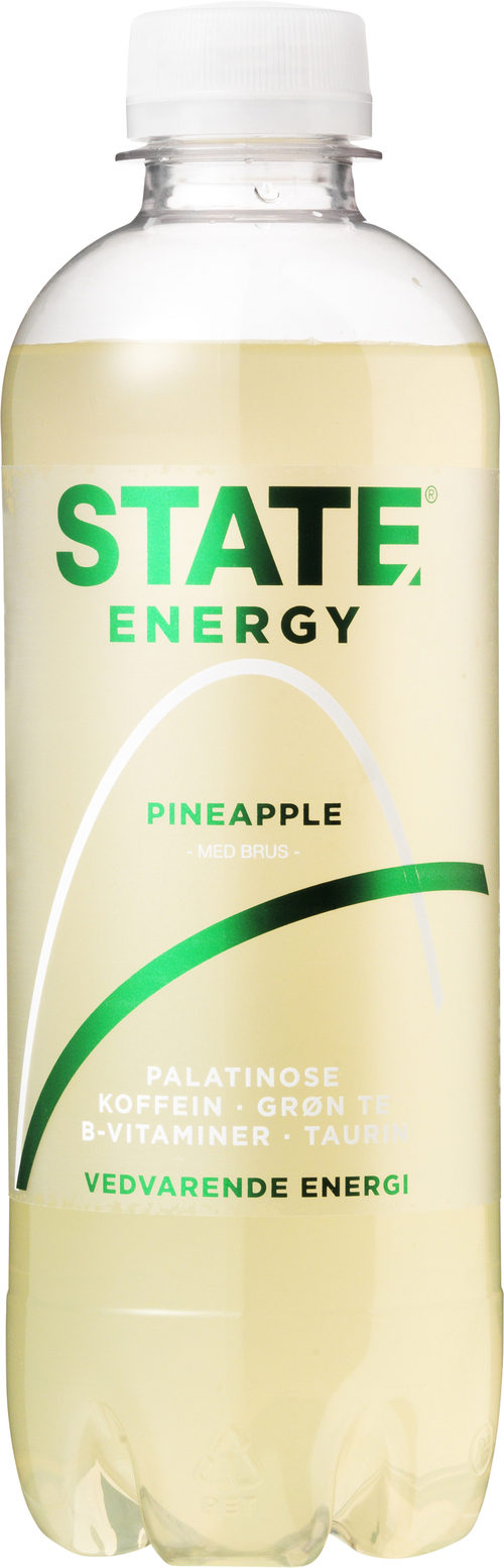 STATE Energy - Pineapple (0,4 L)