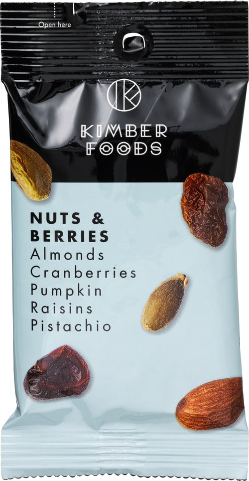 Kimber Foods Nuts & Berries 20 g