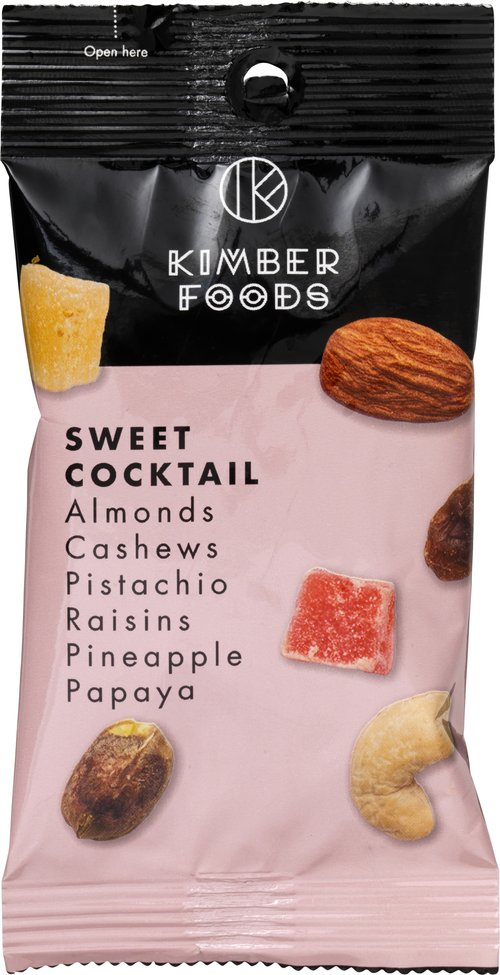 Kimber Foods Sweet Cocktail 20 g