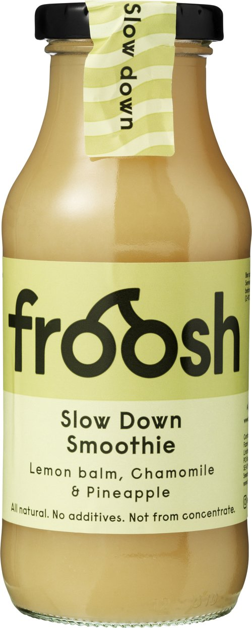 Froosh Slow down smoothie 0,25 l