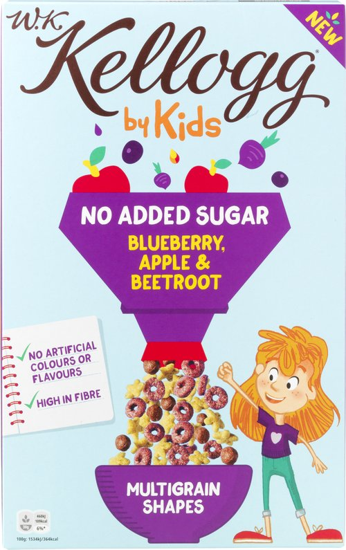 KELLOGG Blueberry, Apple, Beetroot 300 g