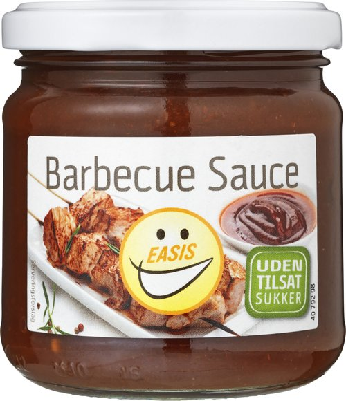 EASIS Barbecue sauce 200 g