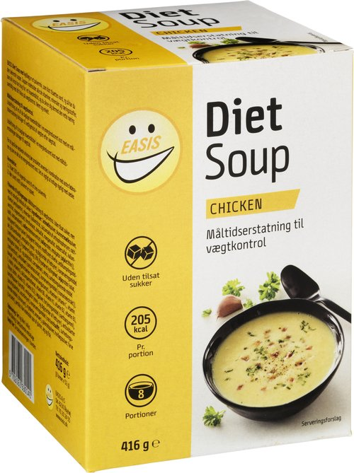EASIS Diet Soup Chicken 416 g