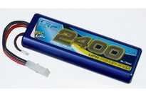 WITTMAX LRP LiPo power pack 2400-7,4v-25C-stickpack hardca