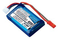 WITTMAX Lipo Flight Battery 650mAh - 25C - 7,4V