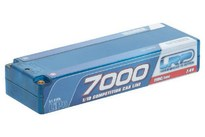 WITTMAX LRP Competition Car Line 7000 - 110C/55C - 7,4V