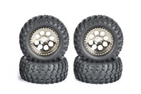 1:10 Off-Road Cross Country Wheel-Set(4)