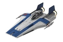 Revell Science Fiction Byggesæt Revell A-Wing Fighter 06759