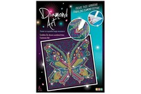 HOBBY2YOU Diamond Art  20x20cm Butterfly