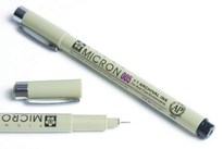 HOBBY2YOU Permanent pen Micron 005 0,20mm sort