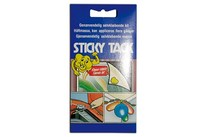 HOBBY2YOU Sticky Tack hæftemasse 40g gylden