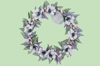 HOBBY2YOU Spring Wreath