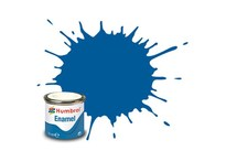Humbrol Enamel Emaljemaling Gloss 14 Ml French Blue